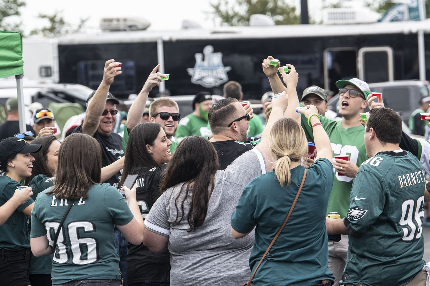 For thousands of Eagles fans, another tailgating season kicks off