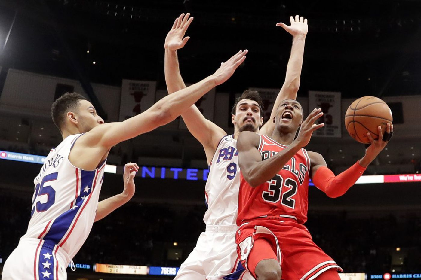Joel Embiid, defense will be key for Sixers against Bulls