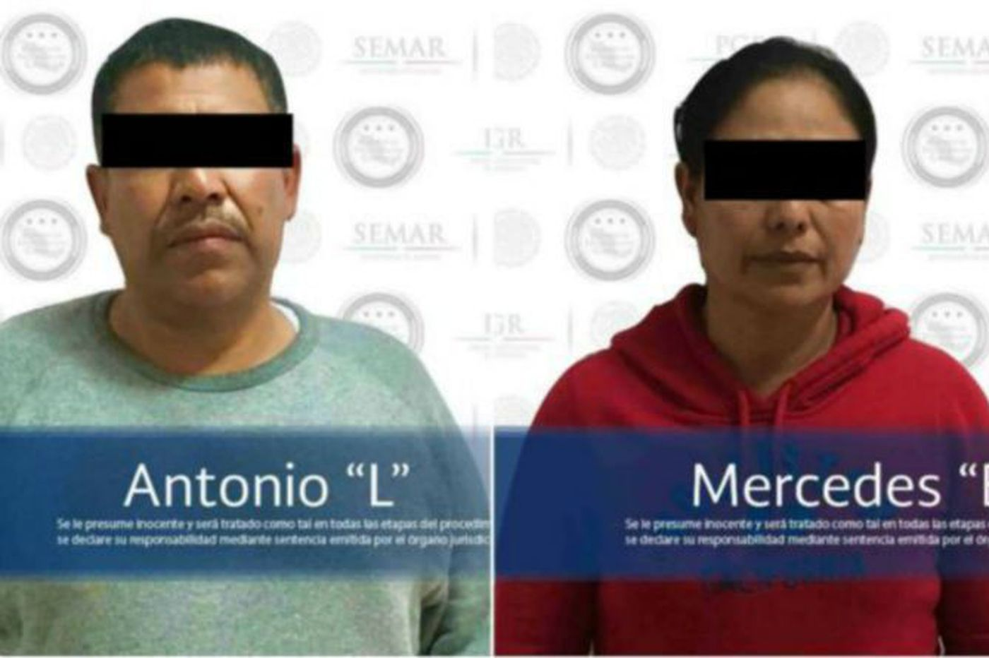 Reputed Mexican drug kingpin, wife extradited to stand trial in Philadelphia