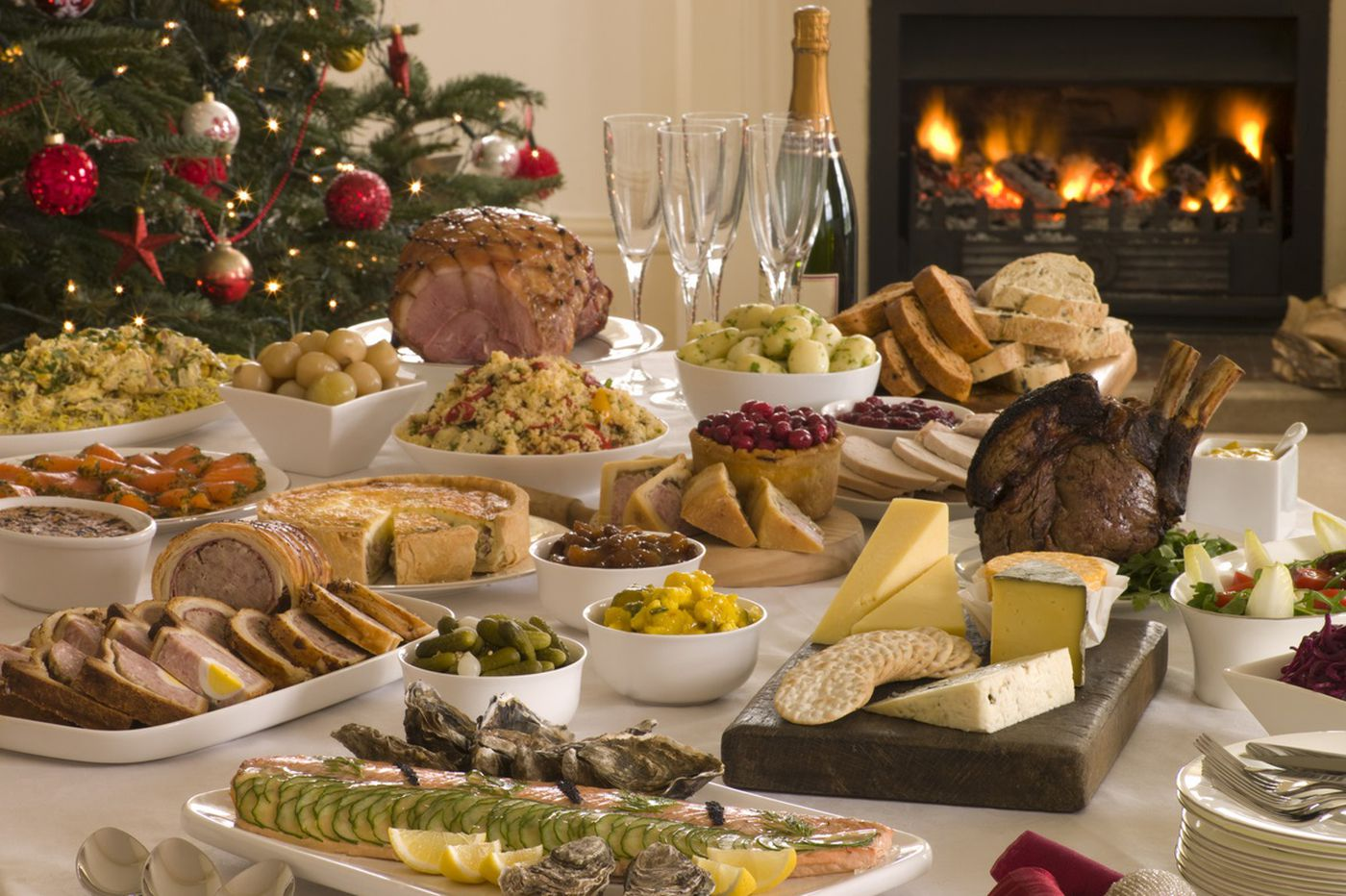 Staying safe from stress, foodborne illness and other holiday hazards