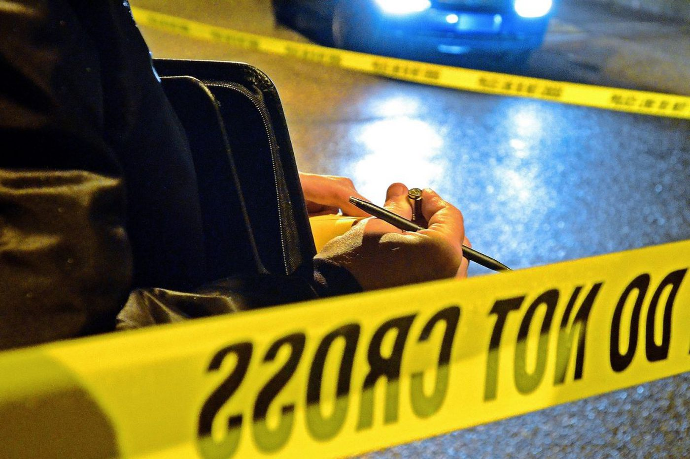2 men critical in Tioga drive-by shooting