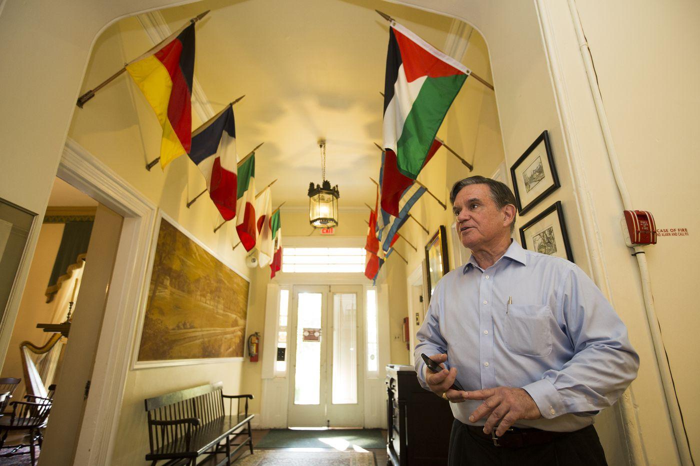 Fairmount Park's historic Chamounix Mansion youth hostel disputes $480k Philly tax bill