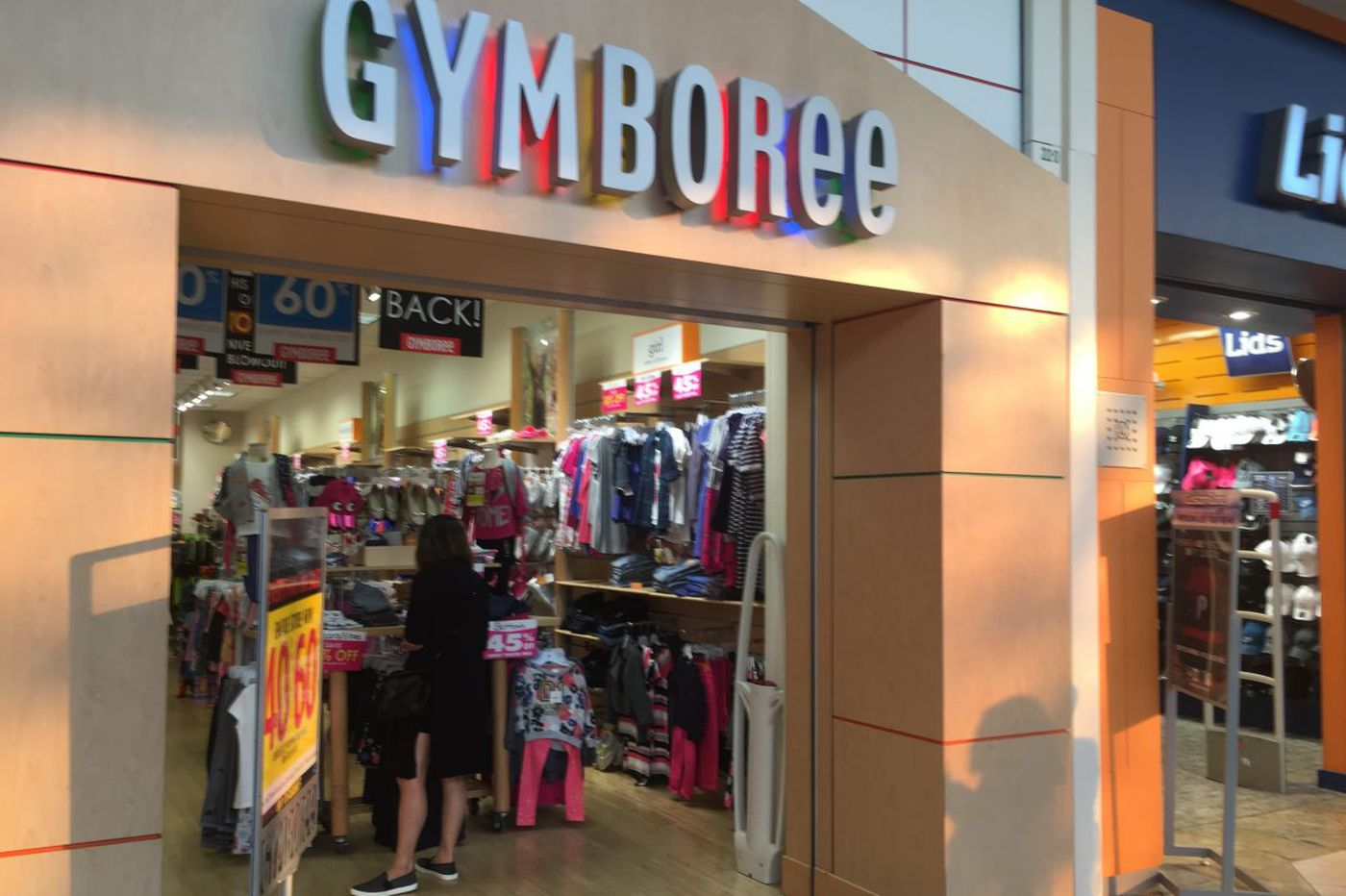 Rival kids' clothing retailers duke it out