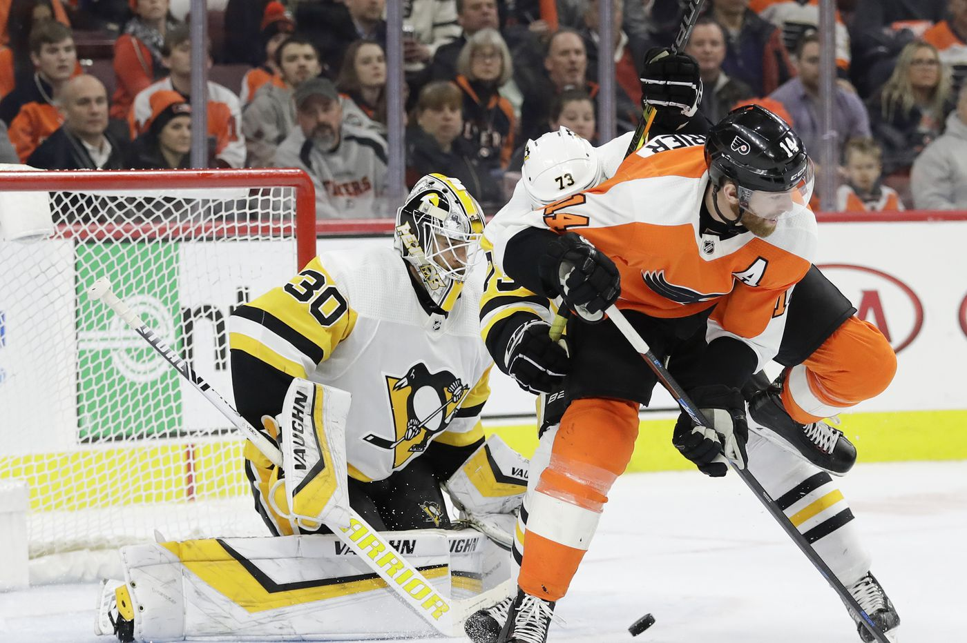 Flyers-Penguins observations: On Matt Murray, a needed rule change, and redemption