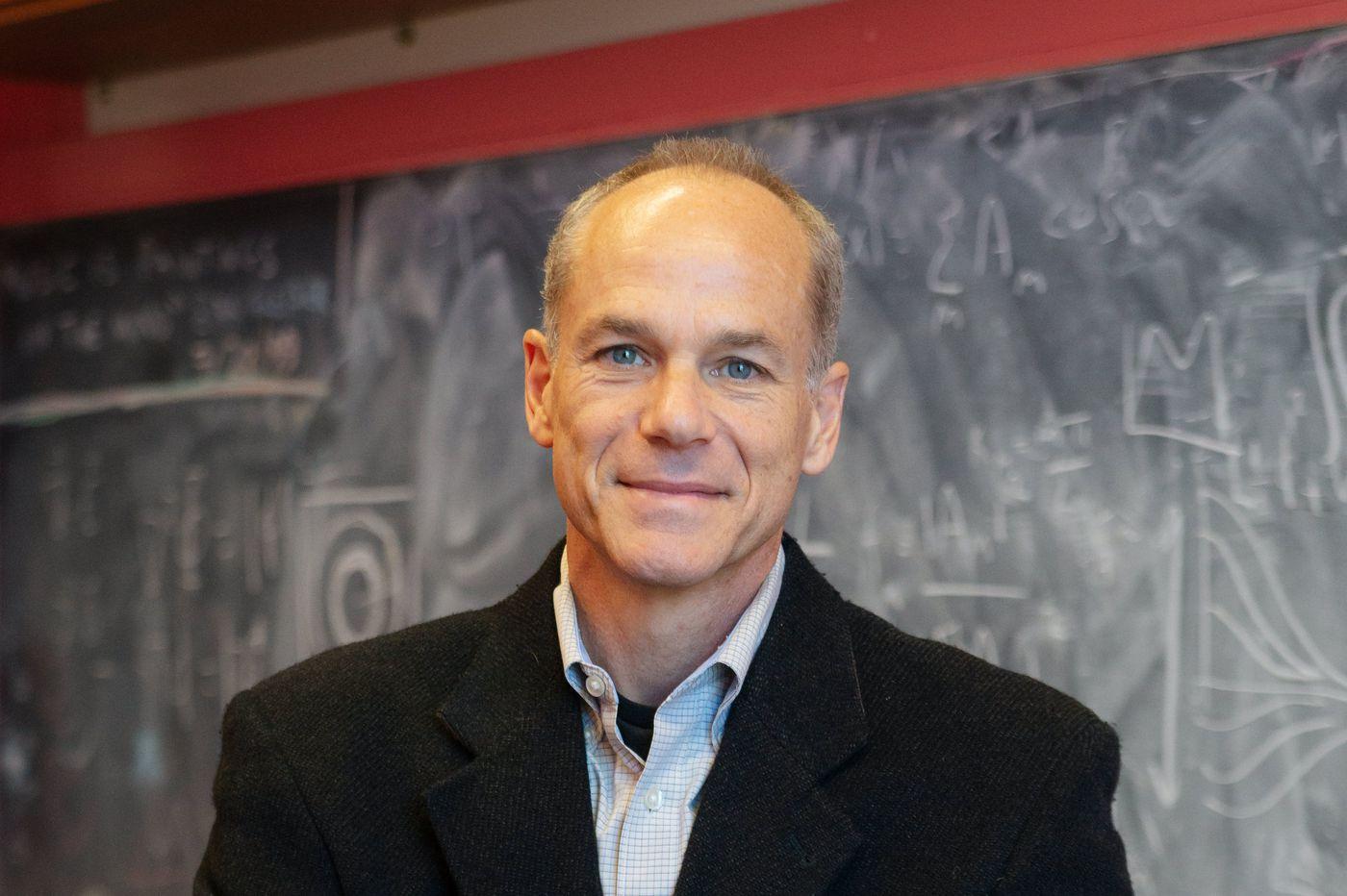 Physicist wins $1.46 million award from West Conshohocken's Templeton Foundation