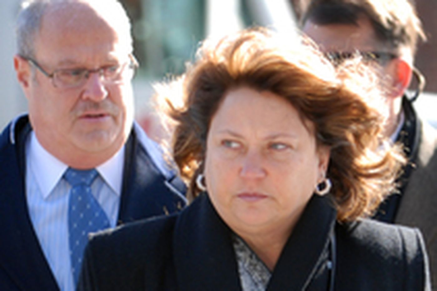 Feds want Fumo lawyers off case