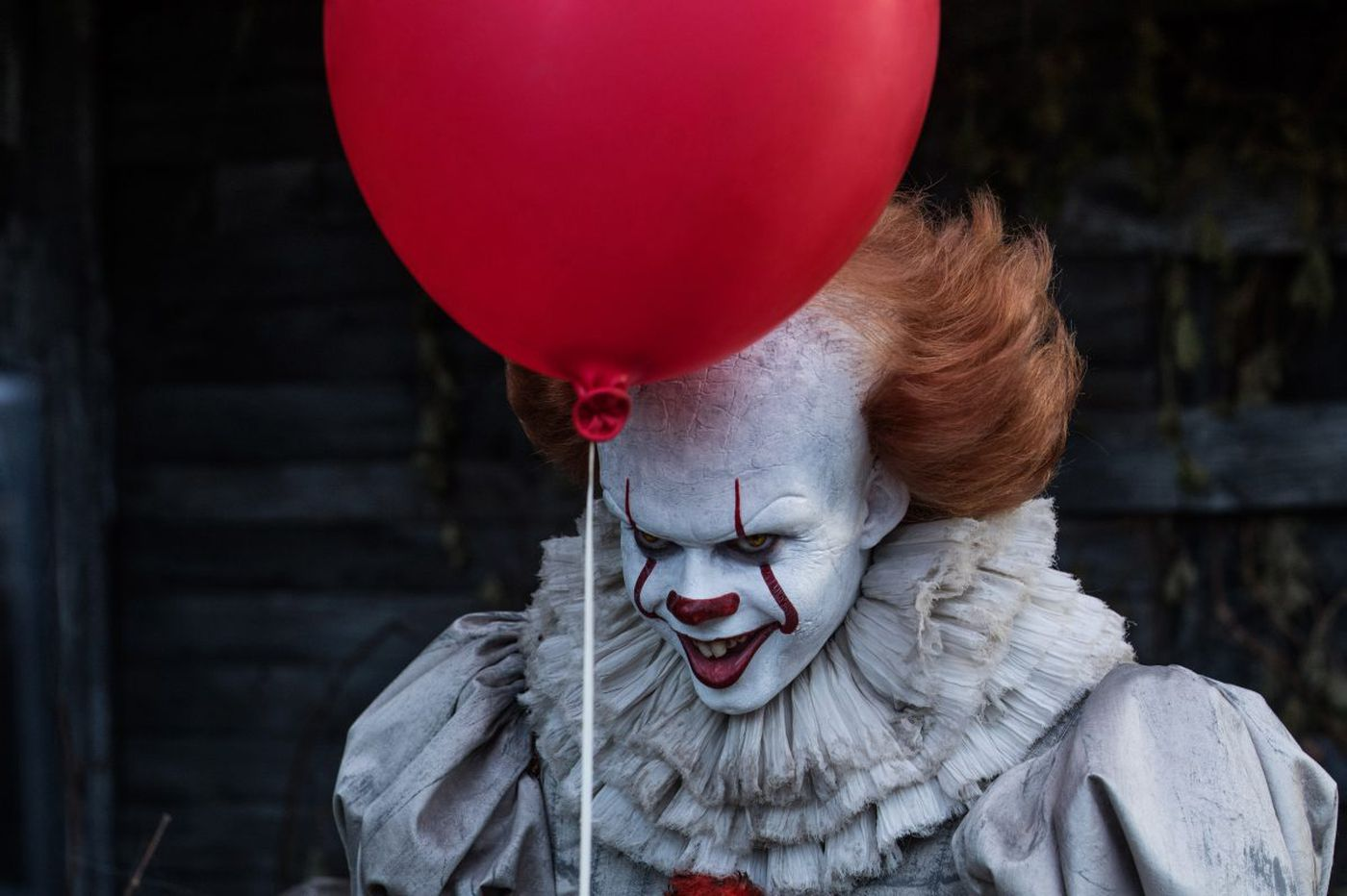 For a movie about a sewer clown, 'It' is not exactly flush with terror
