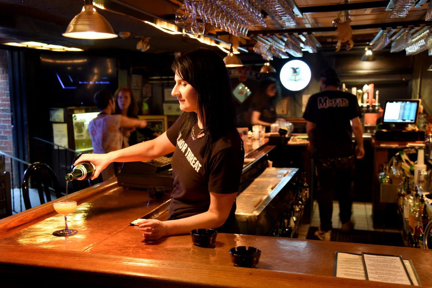 Bar Code: The underground scene at 12 Steps Down