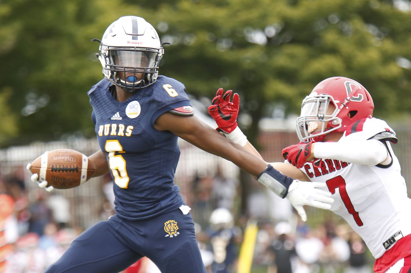 West Catholic overcomes Cardinal O'Hara in Catholic League football