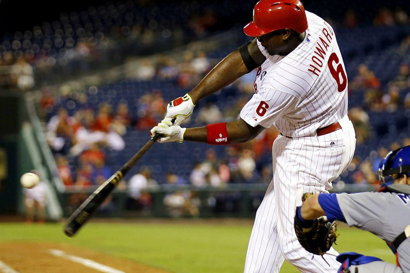 Phillies' Ryan Howard might be done for season