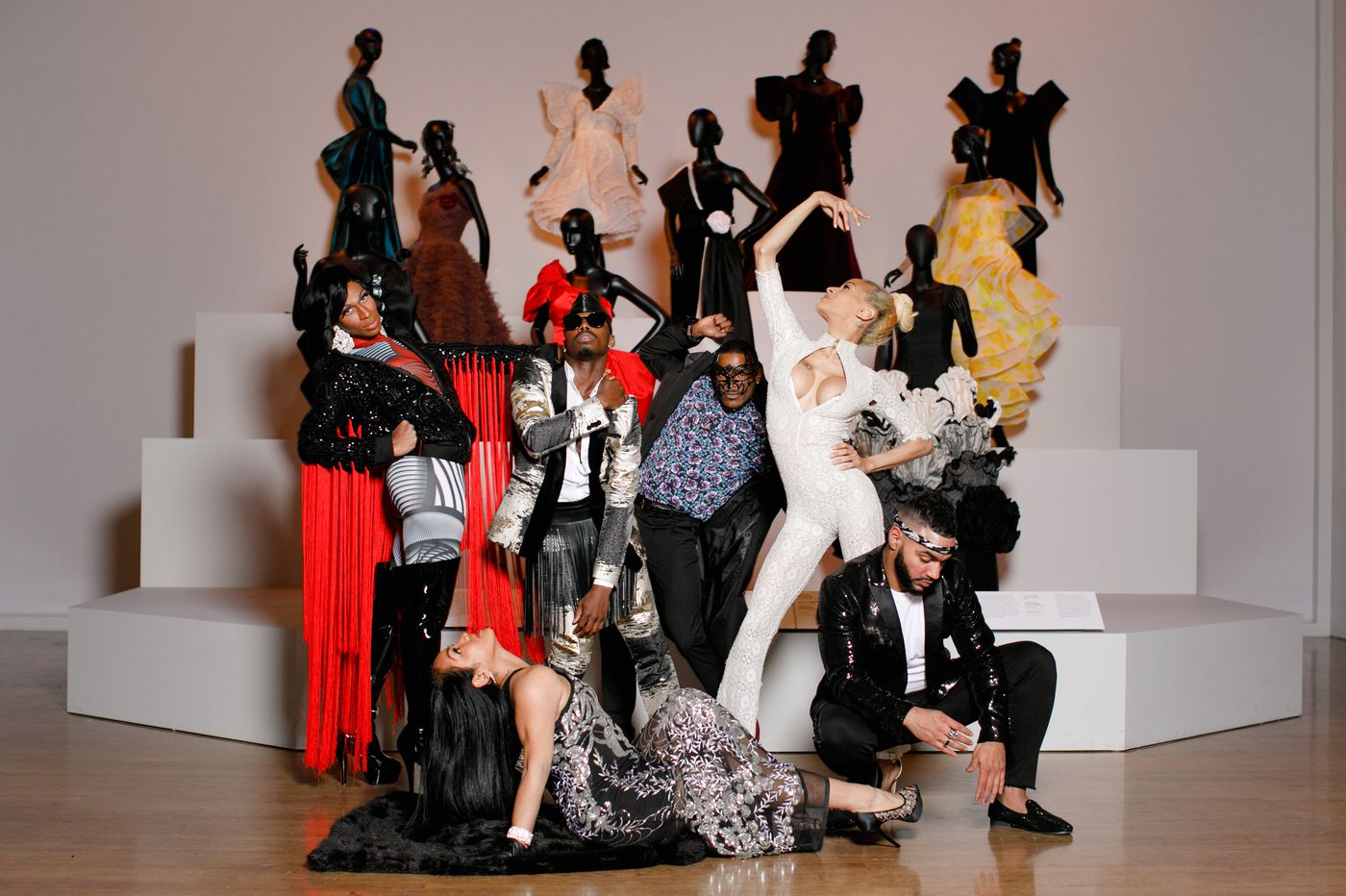 Far from black-tie, this Art Museum ball celebrates LGBTQ ballroom culture