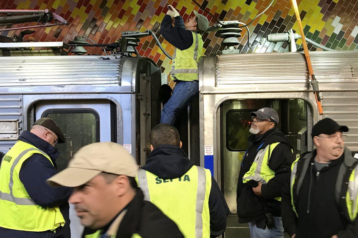 Burned body found atop SEPTA train identified as Philadelphia teen