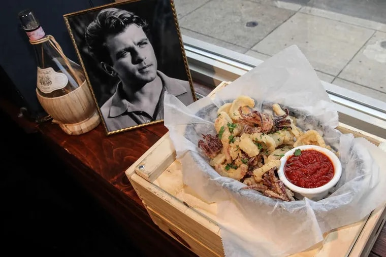 The calamari at Triangle Tavern is deep-fried to tender, delicate, and crisp satisfaction; just ask the singer Fabian, known to have frequented the old place in his day.