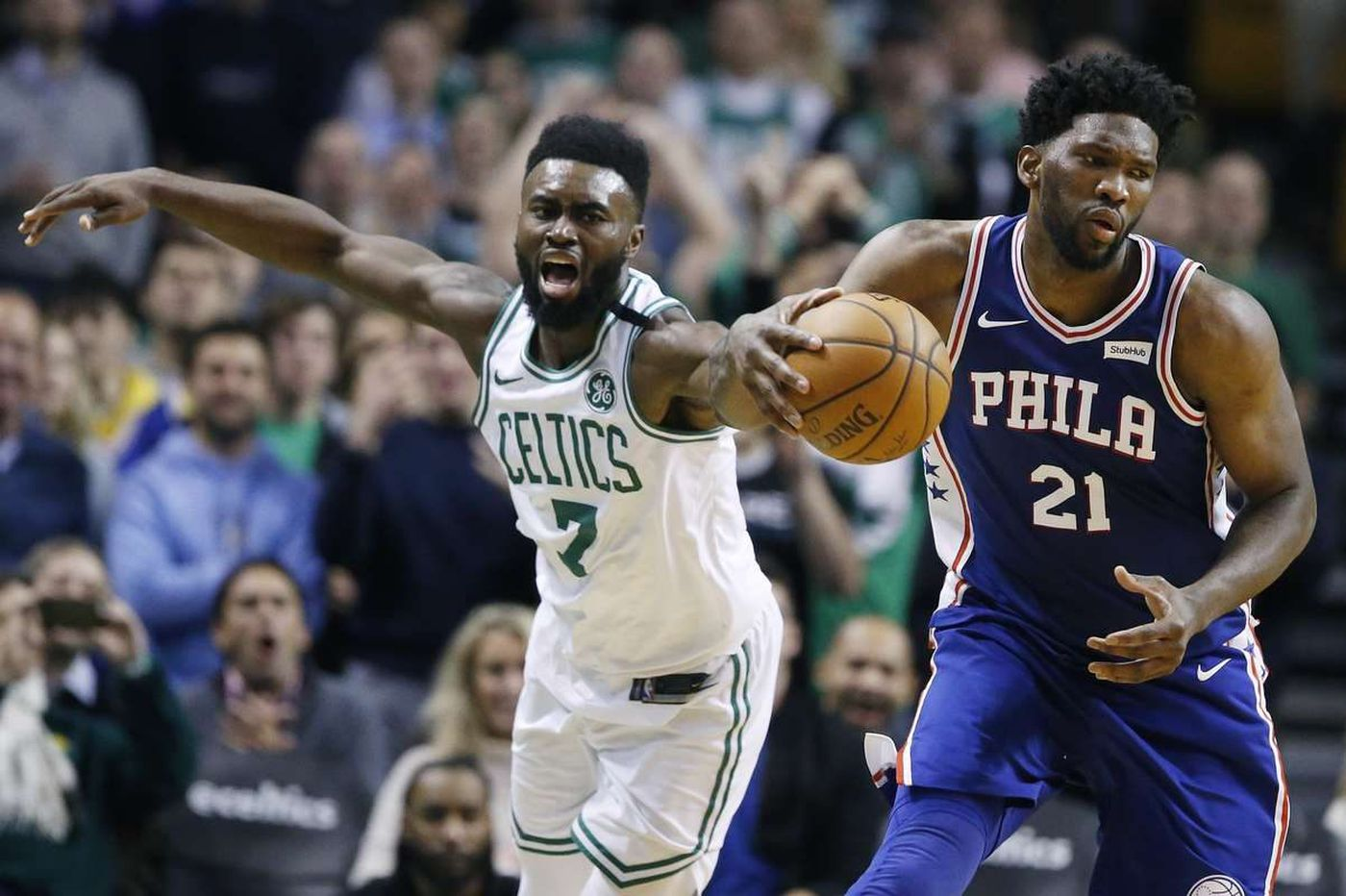 Sixers 89, Celtics 80: Newly minted all-star Joel Embiid leads Philly to an 89-80 victory over Boston