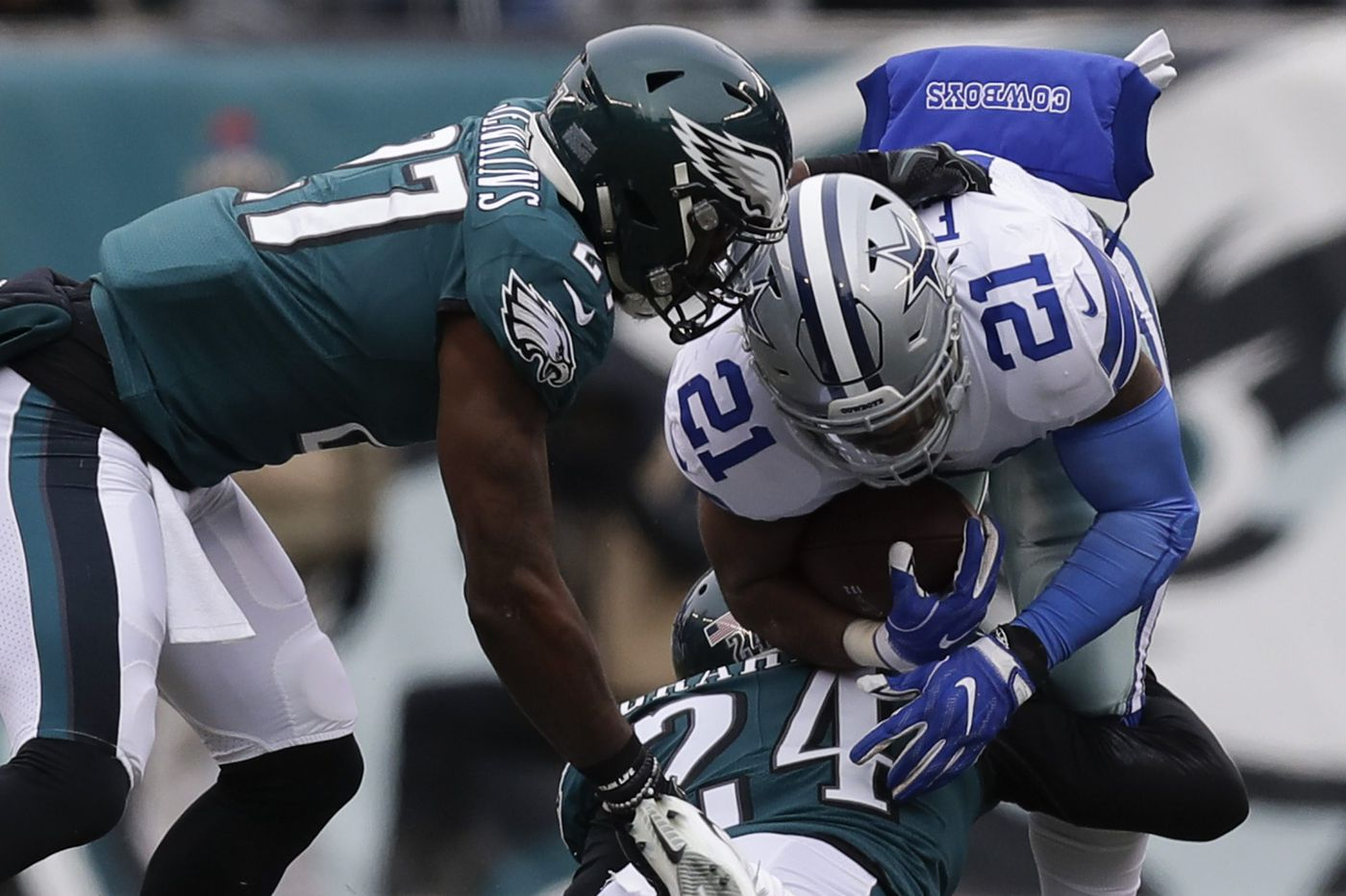 Eagles-Cowboys: Our beat writers' predictions