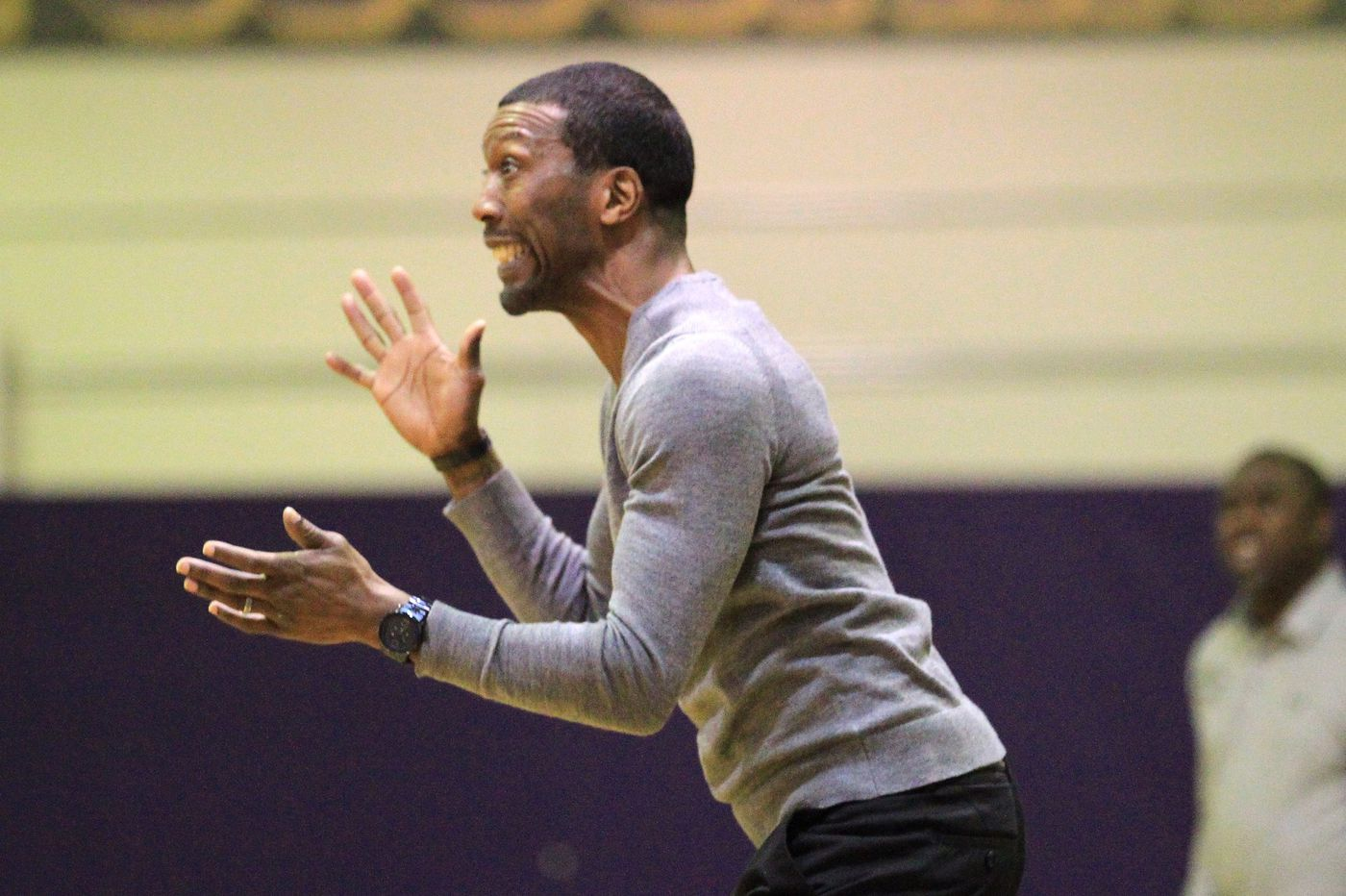 Another goal achieved for Martin Luther King hoops coach Sean Colson