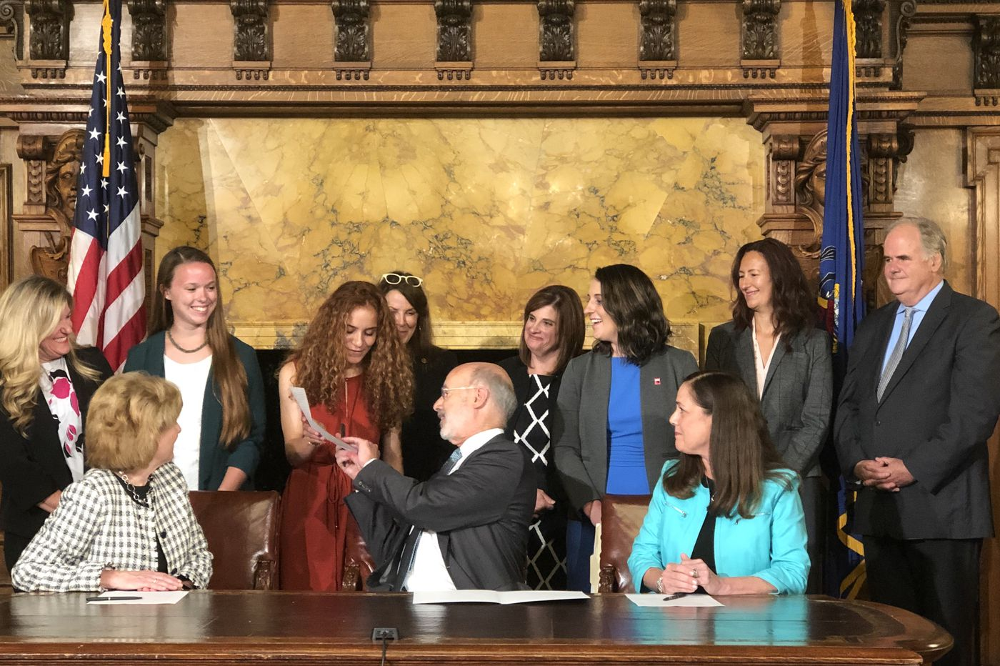 Wolf signs bill to strengthen student sexual assault reporting at Pa. colleges
