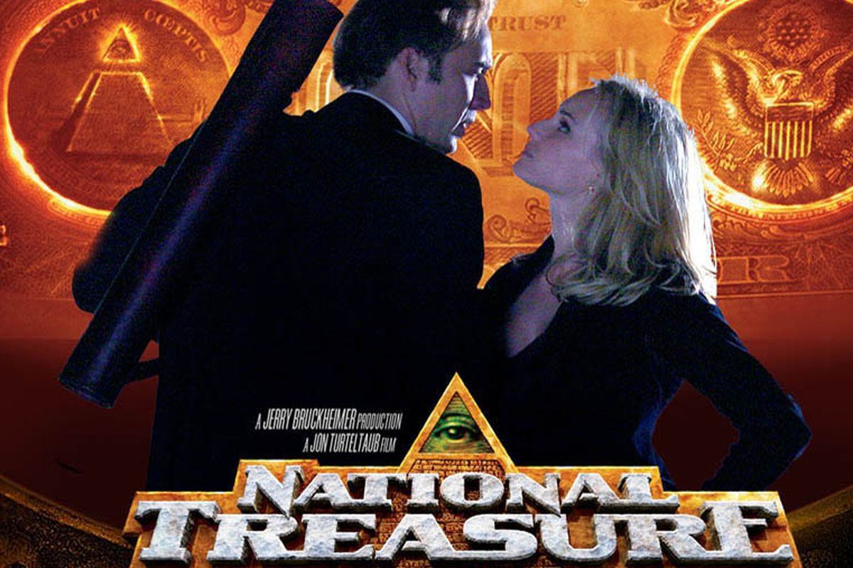 There's someone in 'National Treasure' that Philly really digs. (Hint: It's not Nic Cage.)