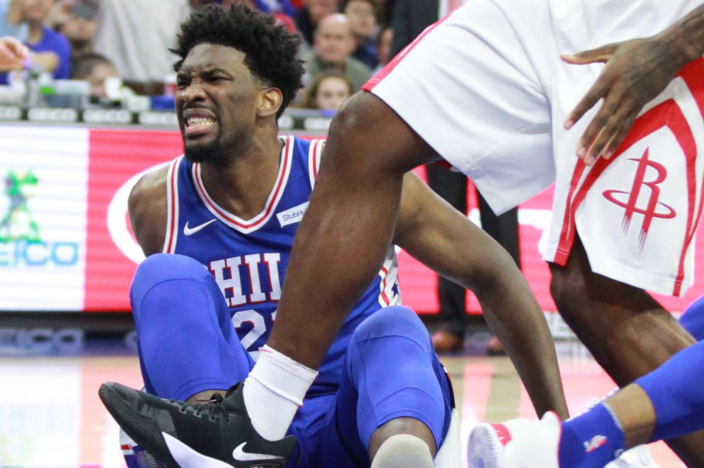 Sixers' Joel Embiid won't play Tuesday night against Sacramento Kings