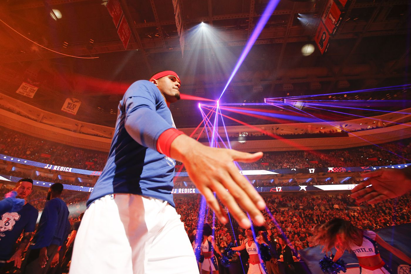 Sixers free agent Tobias Harris' suitors include Kings, Mavericks, Jazz, Nets, and Pacers, according to league sources