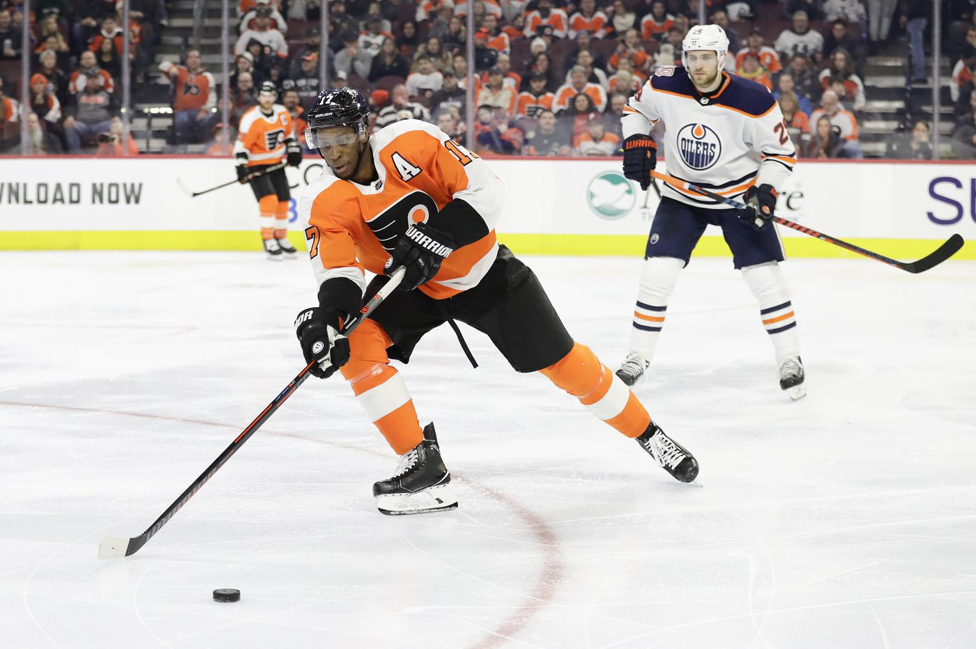 Flyers' power play finally starting to produce