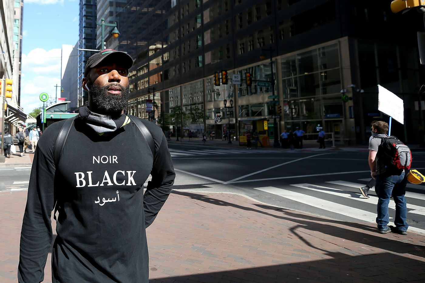 Why I march: I don't want police violence supported by my tax dollars | Malcolm Jenkins