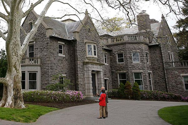 Haas estate in Villanova to be preserved as public garden