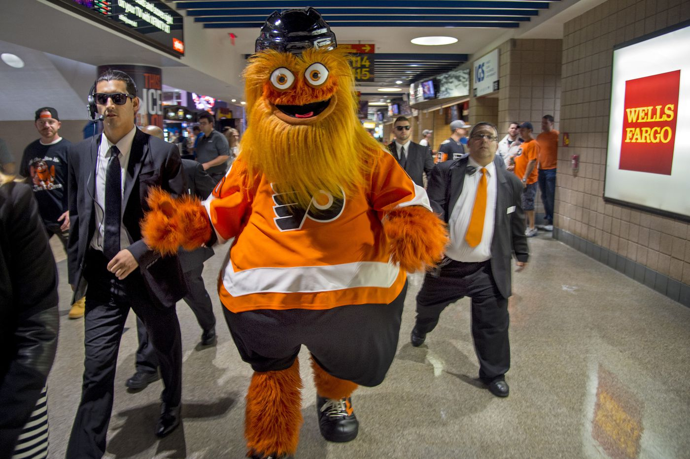 Who should be TIME's 'Person of the Year'? Gritty has an idea.