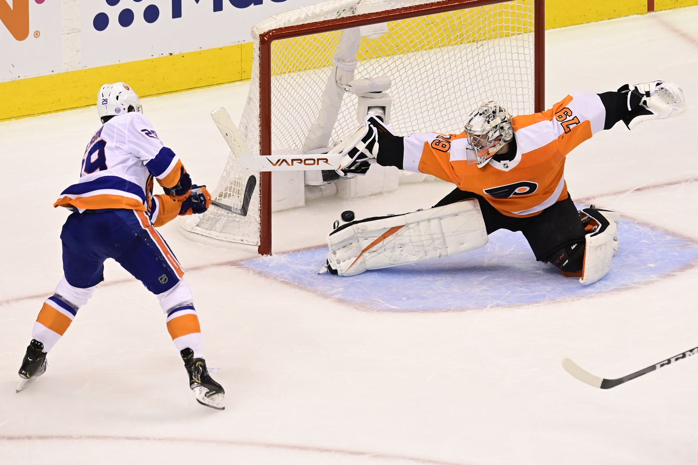 Observations from Flyers' 4-0 loss to the Islanders in Game 7