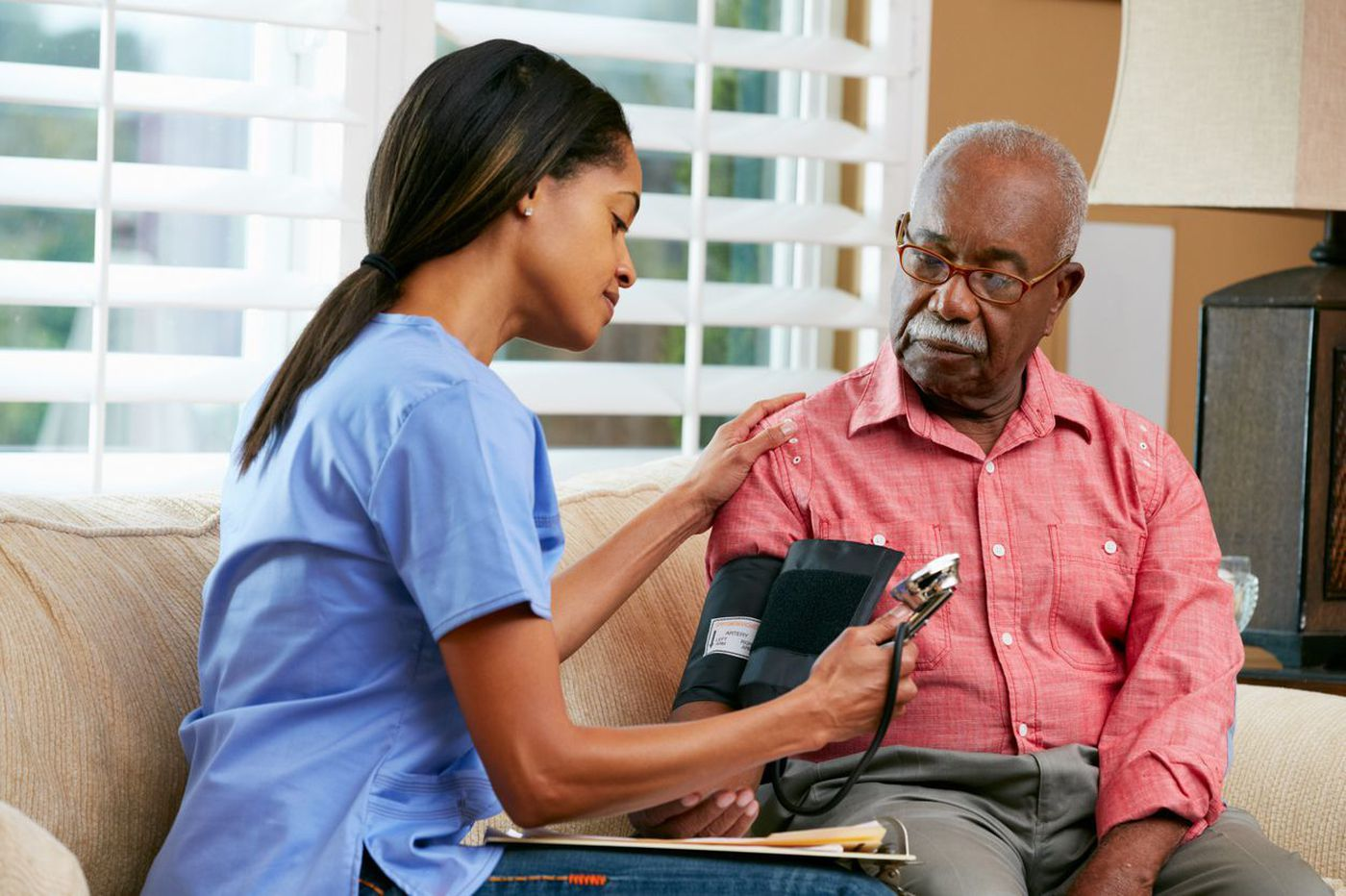 African Americans at much higher risk for high blood pressure emergencies