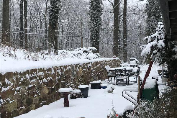 More snow, rain, ice, maybe all three; then 100 percent chance of January