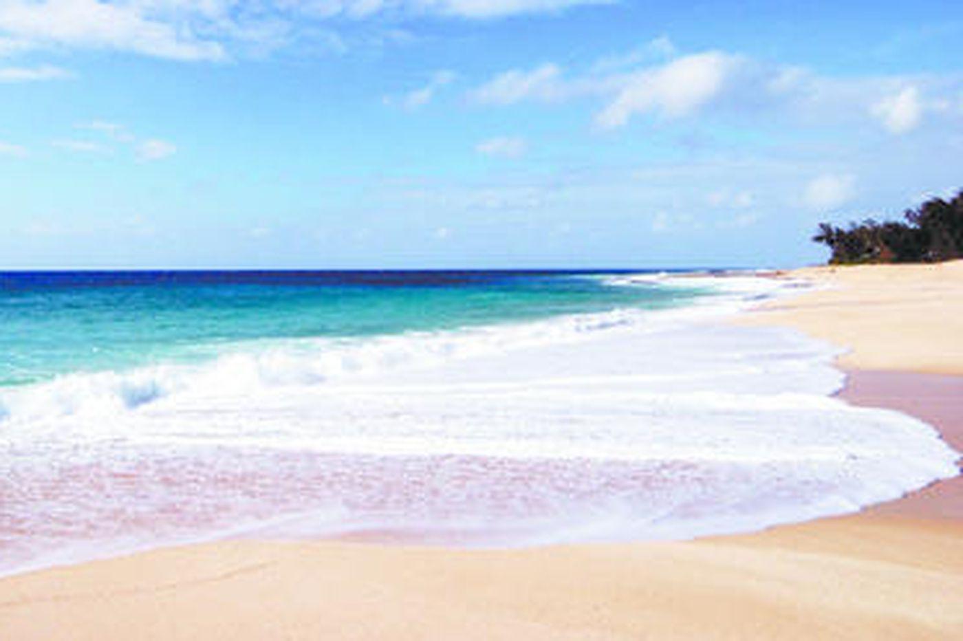 Online Traveler: Oahu's balmy beaches beckon