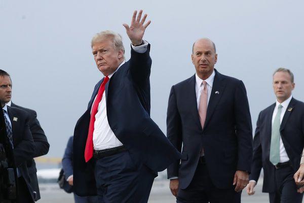 Trump administration blocks testimony of Gordon Sondland, a central figure in the Democrats' impeachment inquiry