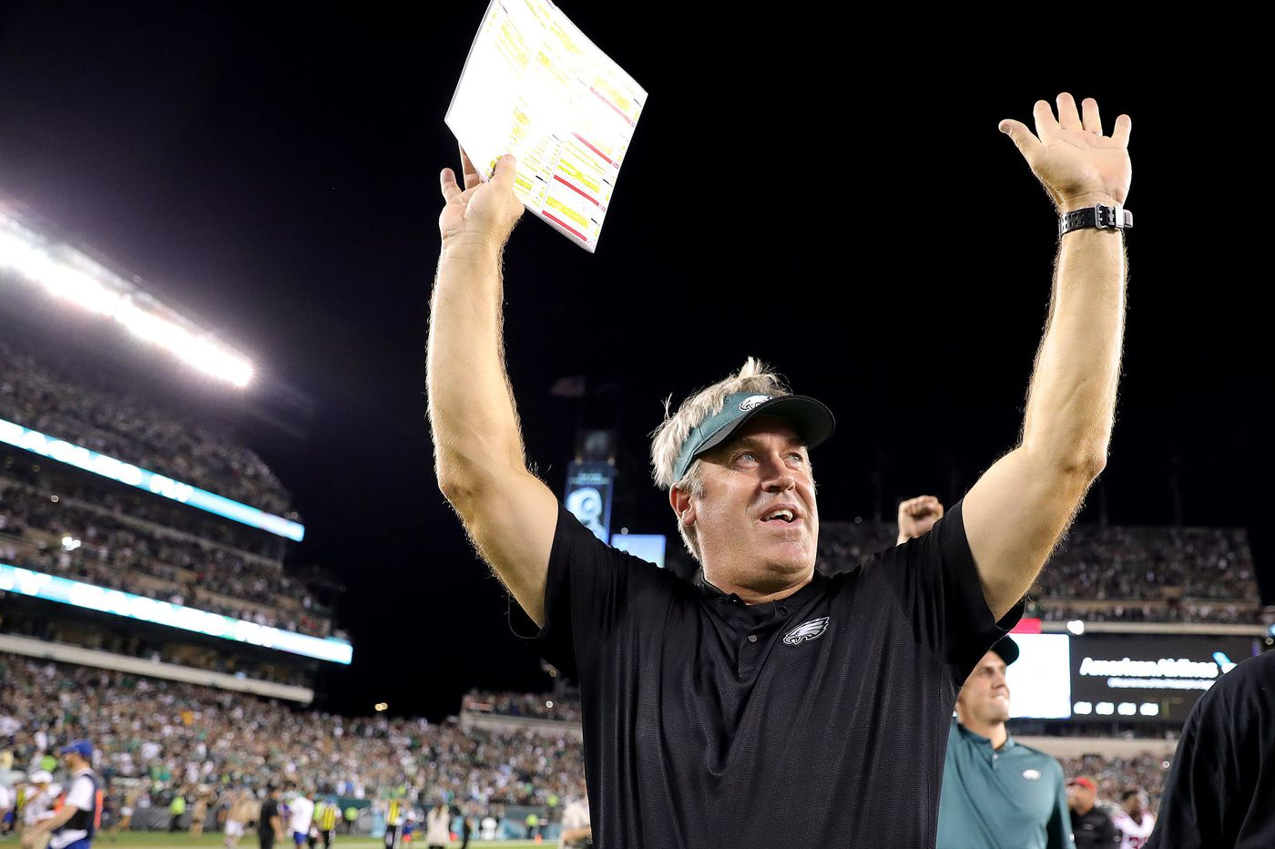 The Eagles' unseen edge? Maybe it's 'The Doug Effect.' | Mike Sielski