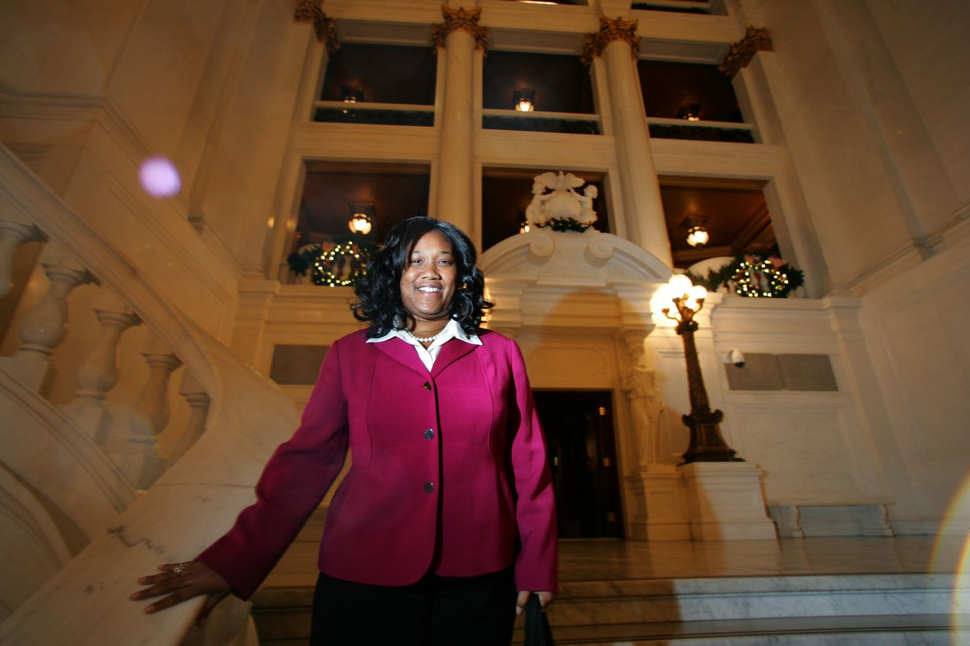 Prosecutor moves to force convicted Philly State Rep. Vanessa Brown to resign