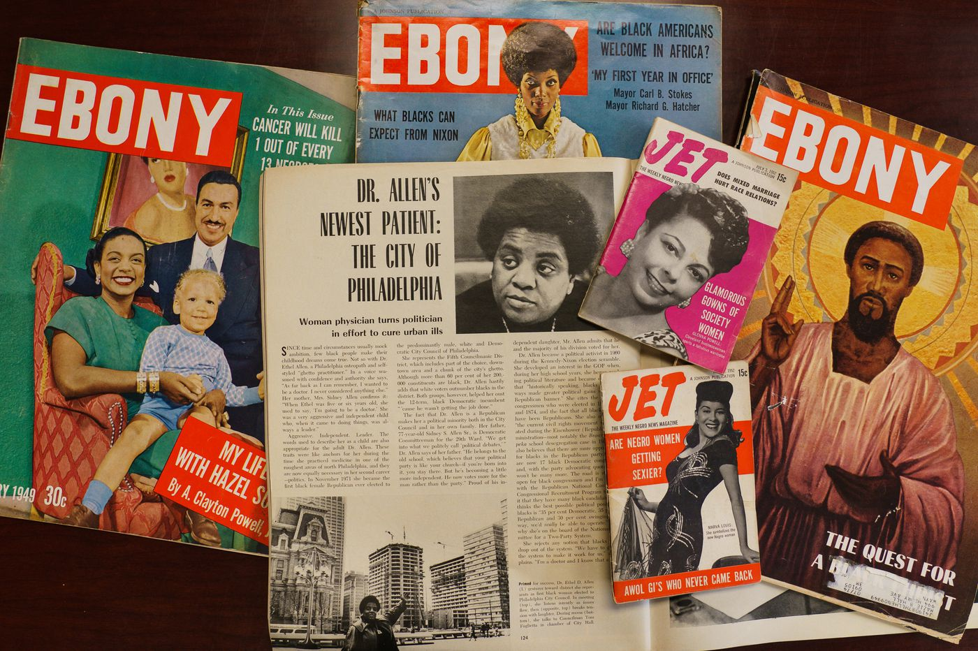 Ebony's archives have been sold. It's just one more reason why we need to stop taking our beloved institutions for granted | Elizabeth Wellington