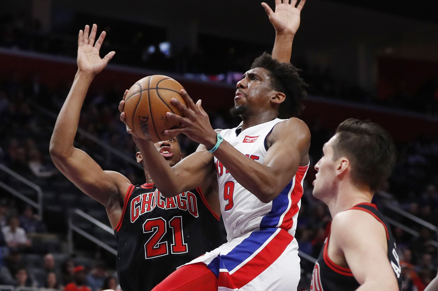 Sources: Sixers have interest in Pistons' Luke Kennard and Langston Galloway and free agent Jeff Green