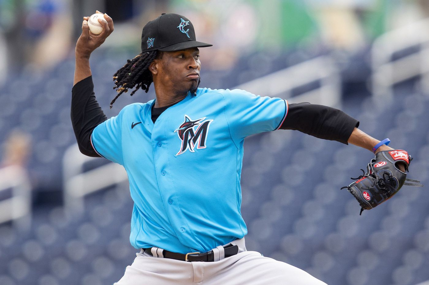 Report: Marlins pitcher Jose Urena tests positive for COVID-19, scratched from start vs. Phillies