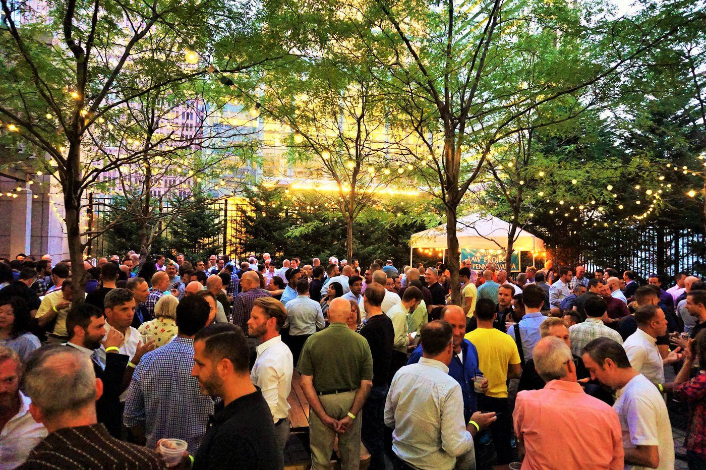 Uptown Beer Garden opens tonight