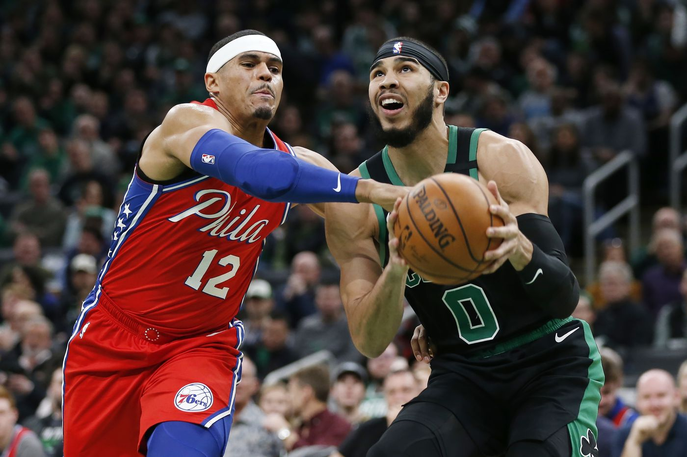 Sixers' lack of physical play in Boston a concern | Off the Dribble