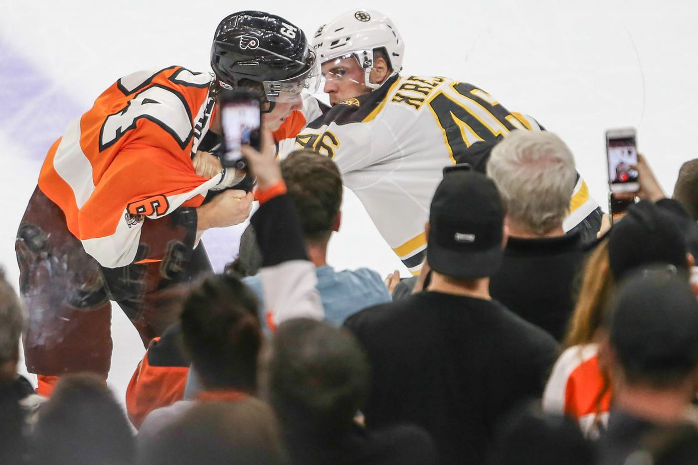 How will Flyers' Nolan Patrick compare to other No. 2 picks?