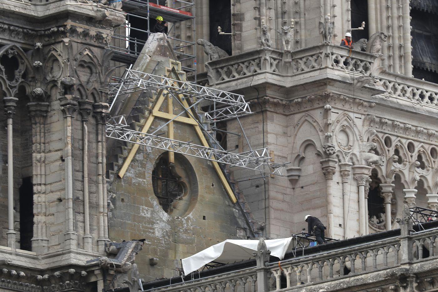To restore Notre Dame, we must restore its fundamental purpose | Marc Thiessen