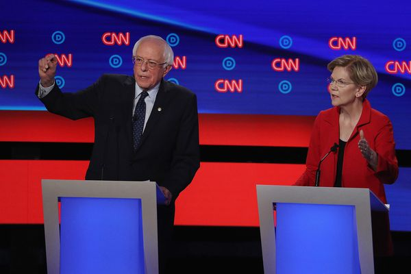 They like both. So how are New Hampshire liberals picking between neighbors Bernie Sanders and Elizabeth Warren?