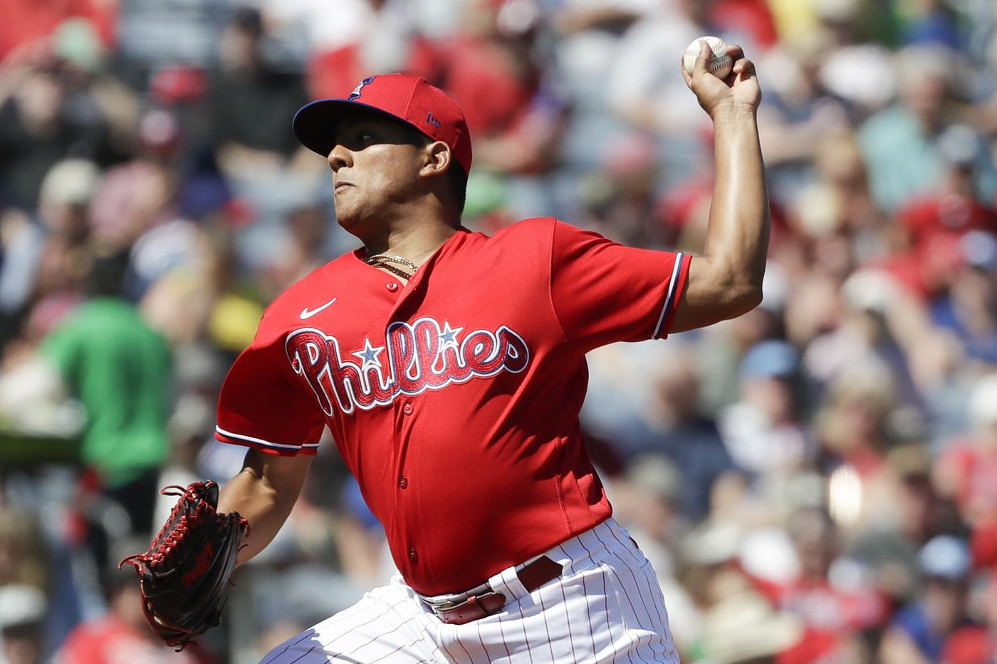 Orioles 3, Phillies 2: Ranger Suarez makes his pitch to be the fifth starter