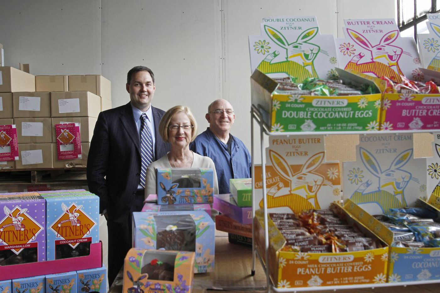 Zitner Candy files for bankruptcy to restructure debt