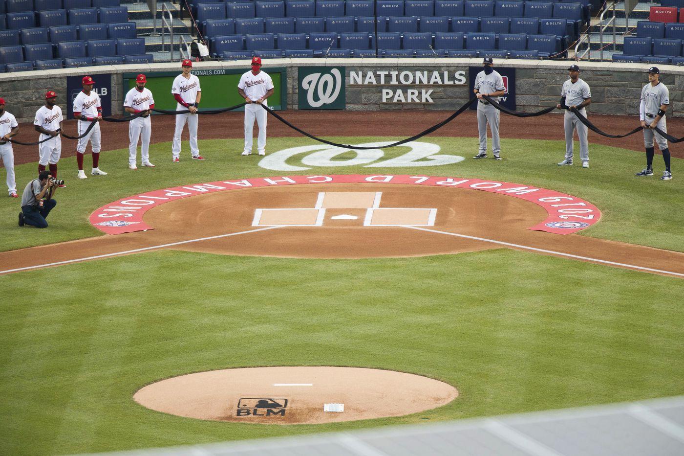 Watching baseball in an empty stadium is weirder than I thought | David Murphy