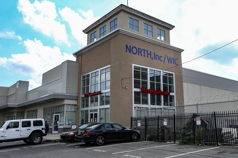 The state is reversing itself and returning the WIC contract to North Inc. (here at 13th and Lehigh) after giving it to Temple University.