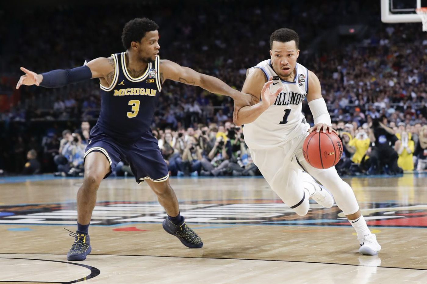 Villanova's national champions recognized with more national awards