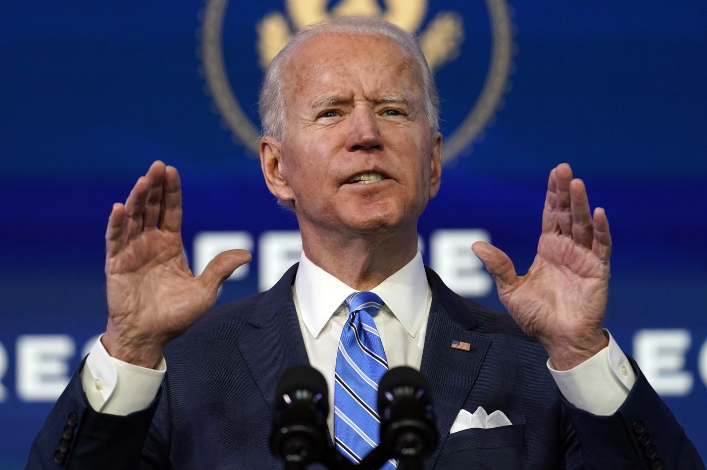 Biden unveils a $1.9 trillion plan to stem the coronavirus and steady the economy