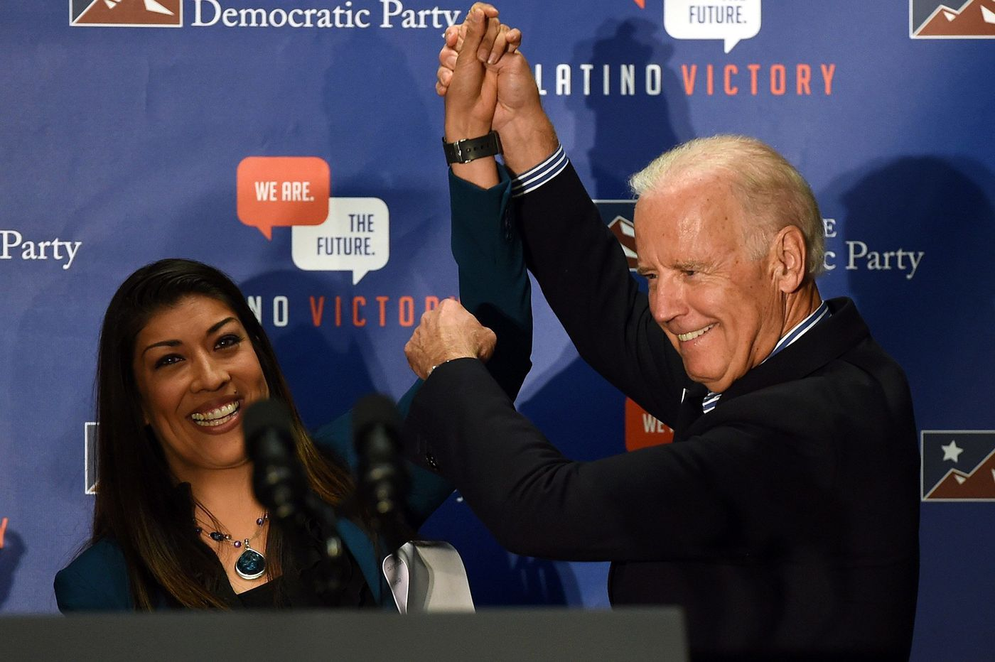 The guillotine of public opinion comes for Joe Biden | Christine Flowers